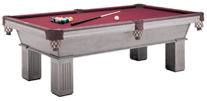 Olhausen Billiards Southern Slate Finish Pool Table - Made in the USA!