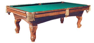 Ambrosia Pool Table