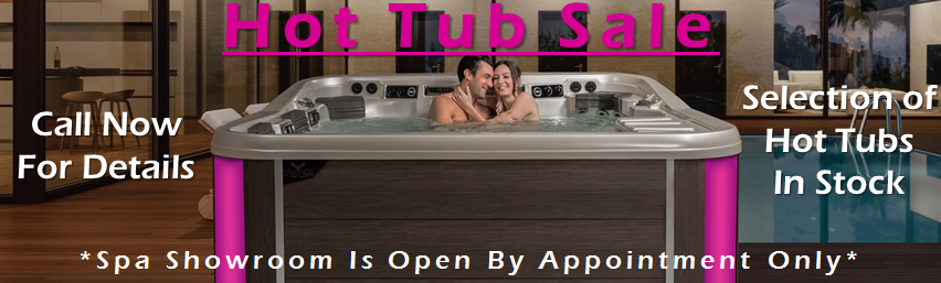 Hot Tub Spa Sale Clearance Staten Island New York New Jersey