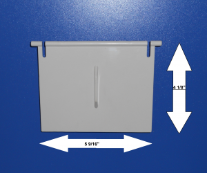 HydroTools - Flap Weir (Door) (Style 8926)