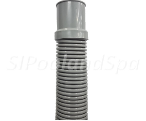 "Deluxe Filter Hose 1-1/2""x 3ft"