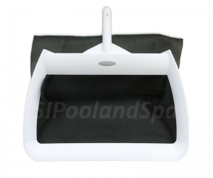 BioGuard - Heavy Duty Deep Pocket Leaf Rake