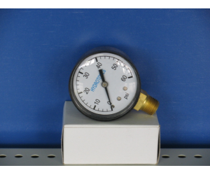Pressure Gauge (Side-mount)