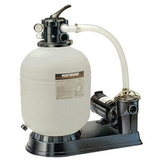 Hayward Sand S210T - Pro Series Filter System W/1.5-HP Matrix Pump