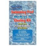 Swimming Pool Winter Closing Kit - 25,000 Gallon