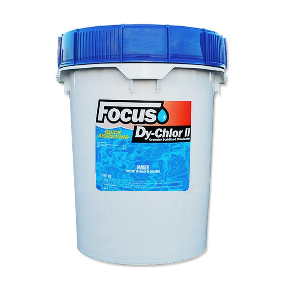 Focus - Stabilized Chlorine Granular - 40lbs.