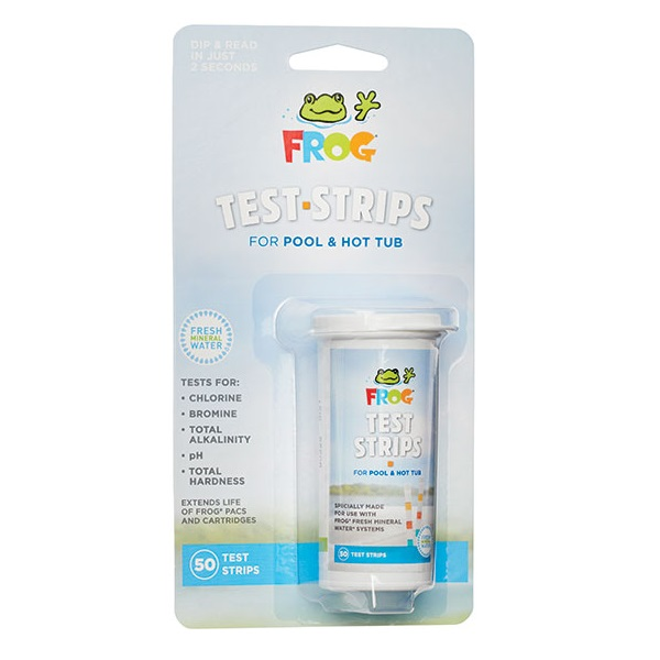 Pool & Spa Test Strips by Frog®