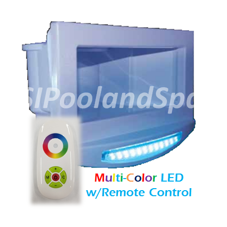 LED Multi-Color Skimmer Face Plate Light