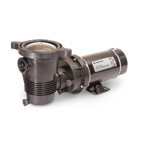Pentair - OptiFlo Pump w/Horizontal Discharge