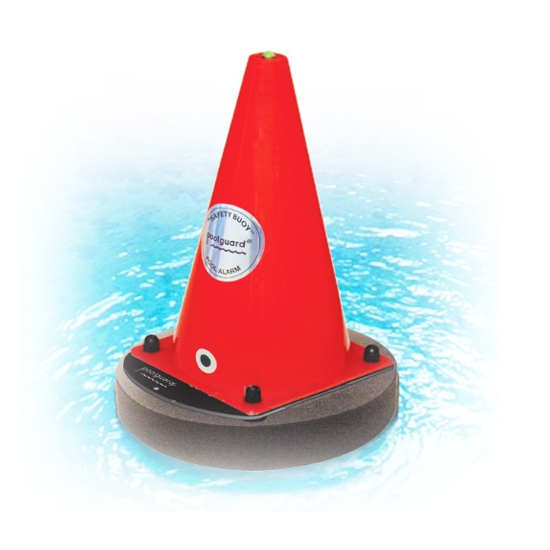 "PoolGuard ""Saftey Buoy"" Above Ground Pool Alarm"