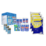 Saltwater Pool Opening & Maintenance Kit - Super