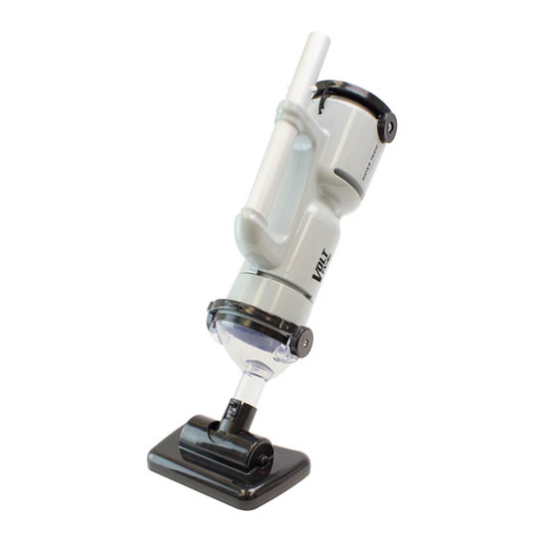 Water Tech Volt FX-4Li Battery Powered Vacuum