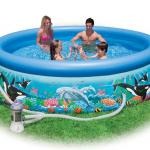 Intex Easy Set Pool 10' x 30""